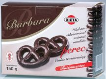 Barbara gluténmentes kakaós perec 180 g