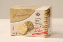 Barbara gluténmentes kakaókrémmel töltött omlós keksz 160 g