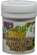 Bionit kisvirágú füzike-zeller-tökmag tabletta 90 db