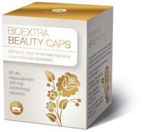 Bioextra beauty caps bőrápoló olaj kapszula szemkörnyékre 60 db