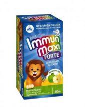 Bioextra immun maxi forte zöldalma multivitamin gyerekeknek 60 db