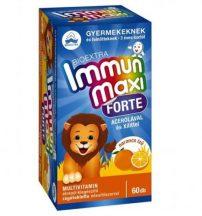 Bioextra immun maxi forte narancs multivitamin gyerekeknek 60 db