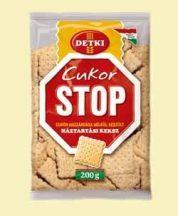 Detki háztartási keksz cukor stop 200 g