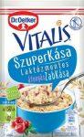 Dr.oetker vitalis szuperkása laktózmentes áfonyás zabkása 55 g