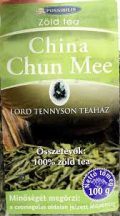 Possibilis zöld tea china chun mee 100 g