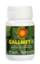 Gallmet-N-30 gyógynövény kapszula 30 db