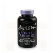 Armárium armavit c-vitamin+csipkebogyó 500 mg étrend-kiegészítő tabletta 100 db