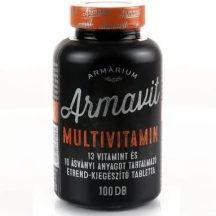 Armárium armavit multivitamin 13 vitamin és 10 ásványi anyagot tartalmazó étrend-kiegészítő tabletta 100 db