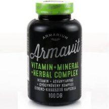 Armárium armavit vitamin+ásványianyag+gyógynövények komplex étrend-kiegészítő tabletta 100 db