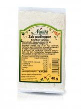 Natura zab pudingpor vaníliás 40 g