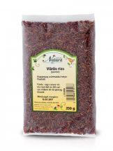 Natura vörös rizs 250 g