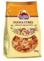 Kalifa papaya kocka kandírozott 200 g