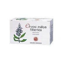 Dragon orvosi zsálya tea 25x1g 25 g
