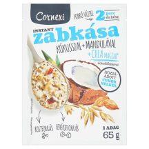 Cornexi zabkása kókusz-mandula-chia mag hcn 65 g