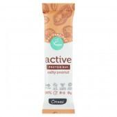 Cornexi active vegan sós földimogyorós fehérjeszelet vitaminokkal és ásványi anyagokkal 45 g