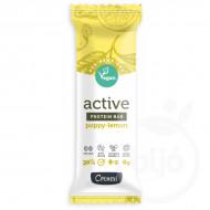 Cornexi active vegan sós pisztáciás fehérjeszelet vitaminokkal.és ásványi anyagokkal 45 g