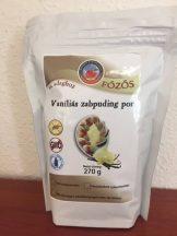 Dia-Wellness vaníliás zabpudingpor gluténmentes 270 g