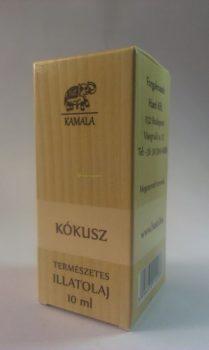 Kamala dobozos illatolaj kókusz 10 ml