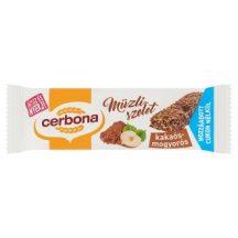 Cerbona szelet cukormentes kakaós-mogyorós 20 g