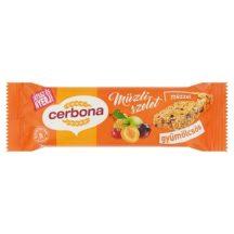 Cerbona szelet gyümölcsös 20 g