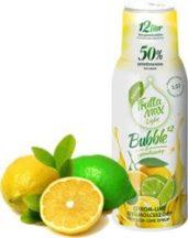 Fruttamax bubble citrom-lime 500 ml