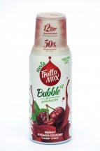 Fruttamax bubble 12 meggy 500 ml