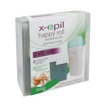 X-Epil gyantázószett happy roll 1 db