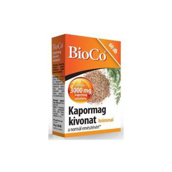 Bioco kapormag kivonat kapszula 60 db