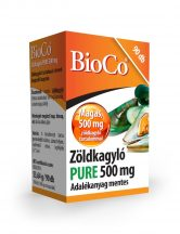 Bioco zöldkagyló pure 500 mg kapszula 90 db