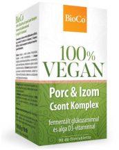 Bioco vegan porc&izom csont komplex tabletta 90 db
