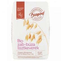 Biopont bio zab-búza lisztkeverék 1000 g