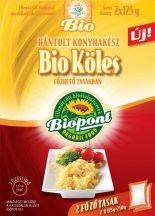 Biopont bio köles hántolt konyhakész 2x125g 250 g