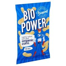 Biopont bio power extrudált bio kukorica enyhén sós gluténm 70 g
