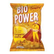 Biopont bio power extrudált kukorica pizza ízesítéssel 70 g