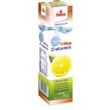 Haas pezsgőtabletta premium c-vitamin 1000mg 20 db