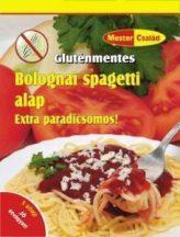 Mester Család gluténmentes bolognai spagetti alap 50 g