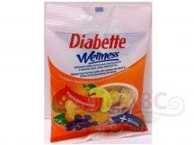 Diabette wellness vegyesgy ízű cukormentes töltetlen keményc 70 g