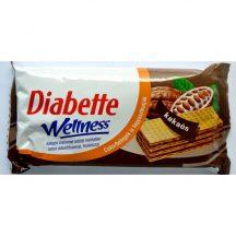 Diabette wellness kakaós ostya fruktózzal 50 g