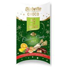 Diabette jelly vegyes gyümölcs zselé cukorka 70g
