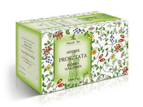 MECSEK Prosztata teakeverék filteres