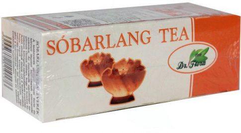 DR.FLORA SÓBARLANG TEA FILTERES