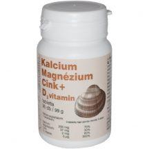 Bioform kalcium-magnézium-d-vitamin tabletta 60 db