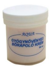 Aqua gyógynövényes bőrápoló krém 90 ml