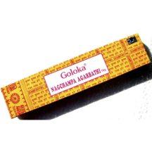 Füstölő goloka nag-champa 10 db
