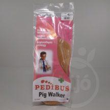 Pedibus talpbetét bőr pig walker 41/42 3/4 1 db