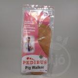 Pedibus talpbetét bőr pig walker 43/44 3/4 1 db