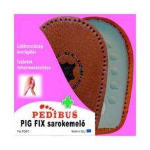 Pedibus sarokemelő bőr pig fix 38/40 1 db