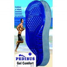 Pedibus talpbetét gel comfort férfi 1 db