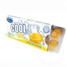 Cool lemon&mint citrom-mentol ízű cukormentes cukorka 16 g