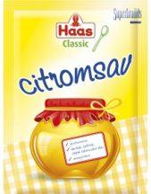Haas classic citromsav 15 g